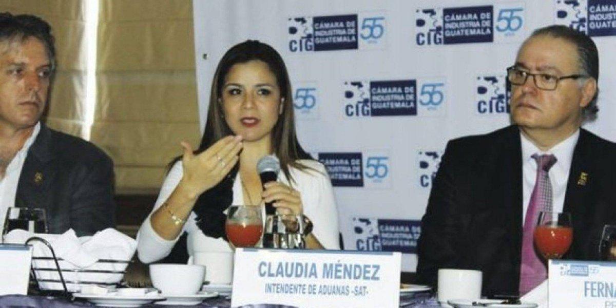 El antes y después de la exintendente de Aduanas, Claudia Méndez, vinculada al Caso La Línea