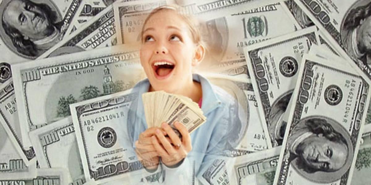 Revelan las 4 claves para ser 'millonario'