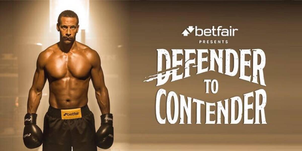 Cambió la pelota por los guantes: Rio Ferdinand anunció que será boxeador profesional