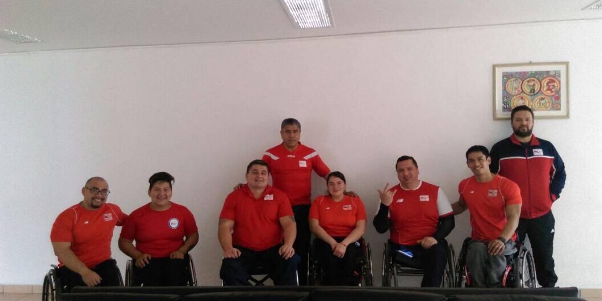 Mindep informó que delegación chilena paralímpica en México se encuentra en perfecto estado