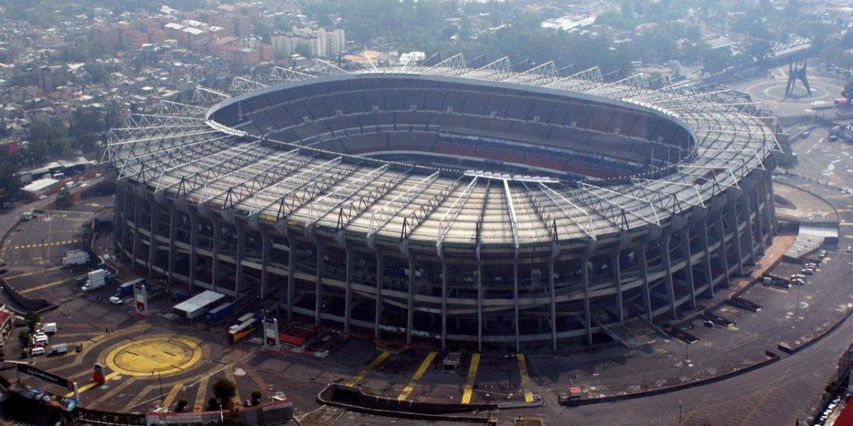 Video que muestra fisura en estadio Azteca tras terremoto se vuelve viral