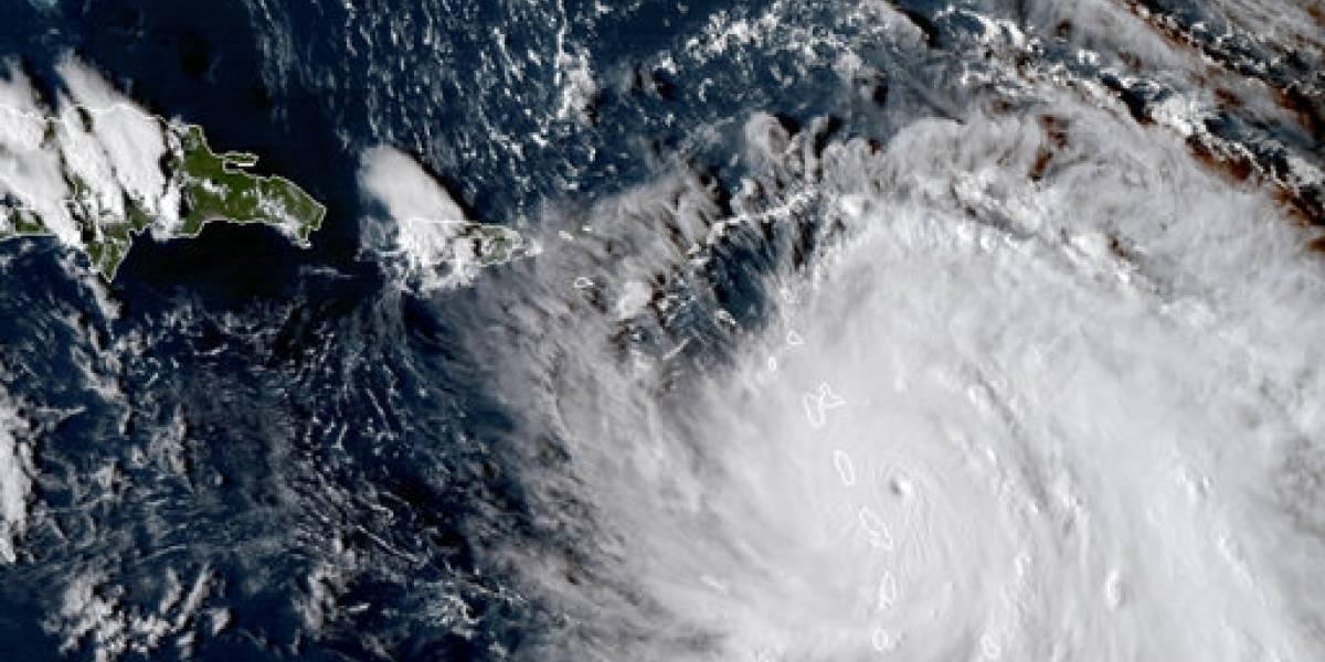 FOTOS. El huracán María sigue su camino tras castigar Dominica