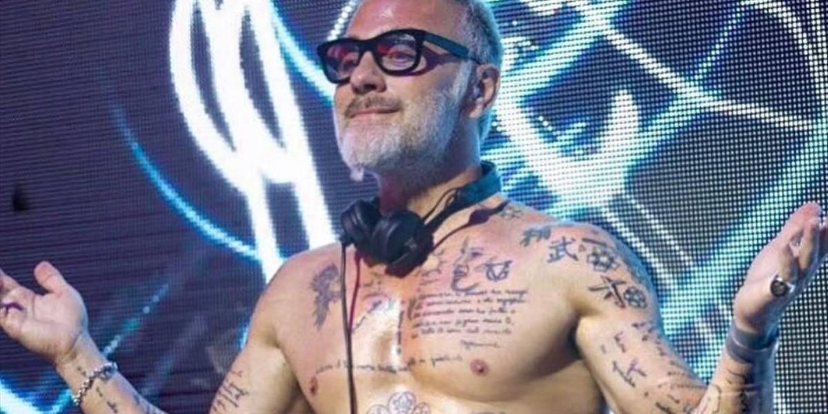 Gianluca Vacchi se presentará como DJ en Colombia