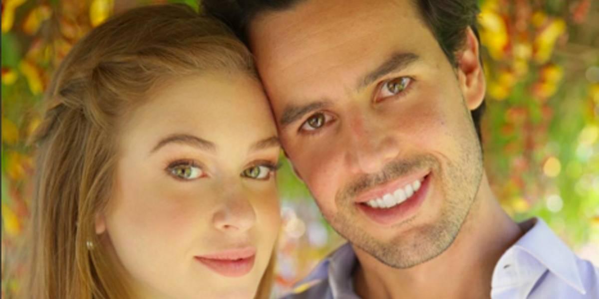 Marina Ruy Barbosa se declara para o marido: sinto sua falta