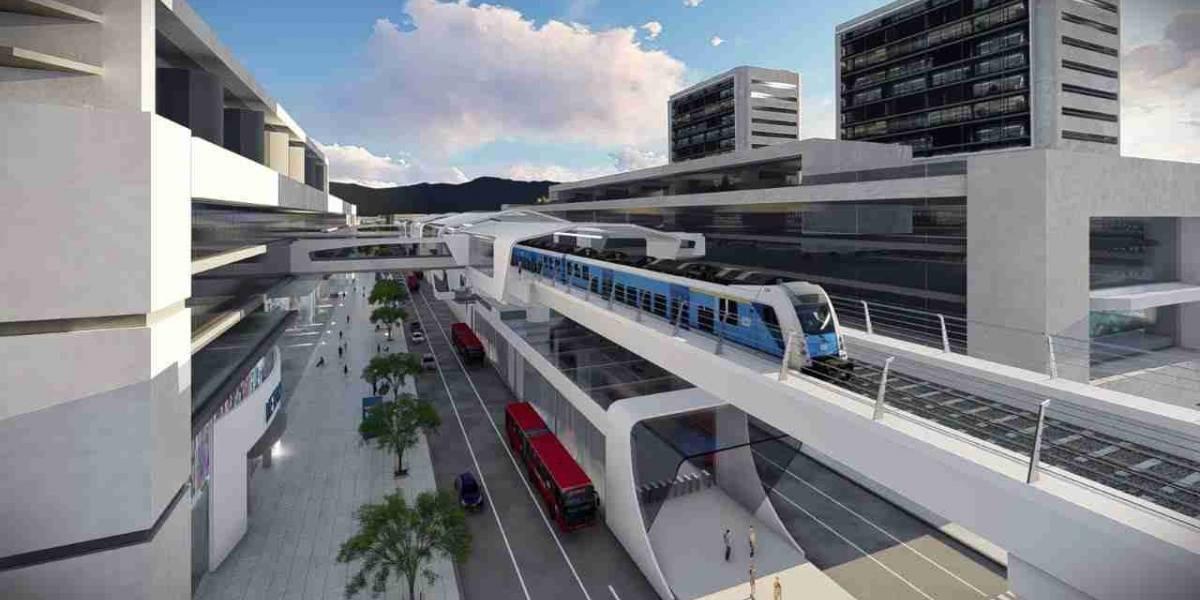 Gobierno Nacional le dio luz verde al Distrito con el metro