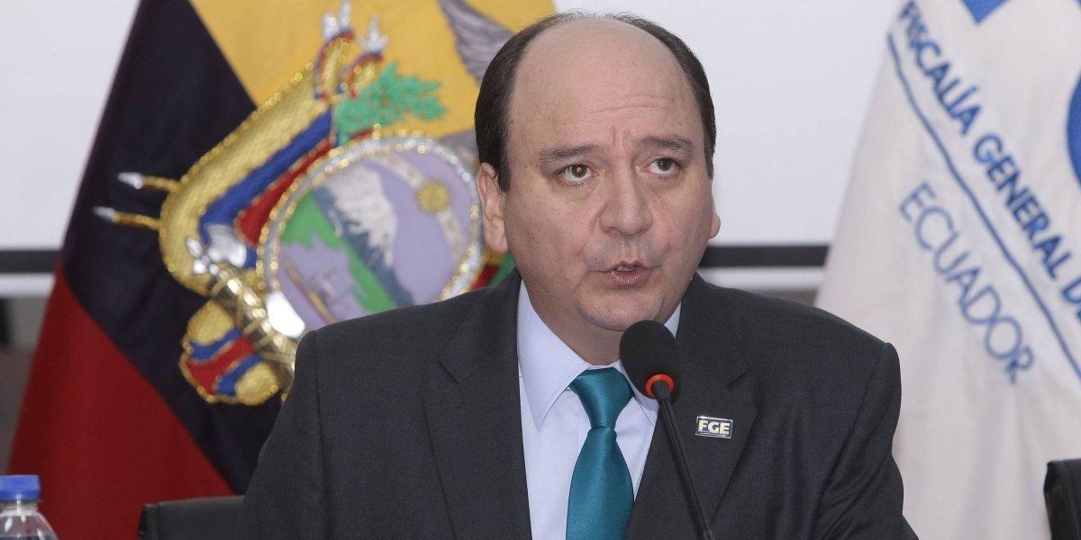 Fiscal de Ecuador viajará a Panamá y Suiza para ampliar investigación por caso Odebrecht