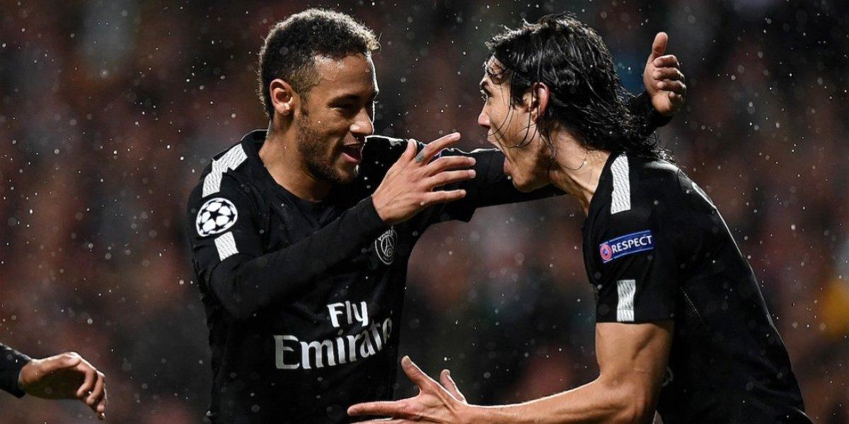 Técnico del PSG dice que tomará una decisión por el pleito Neymar-Cavani
