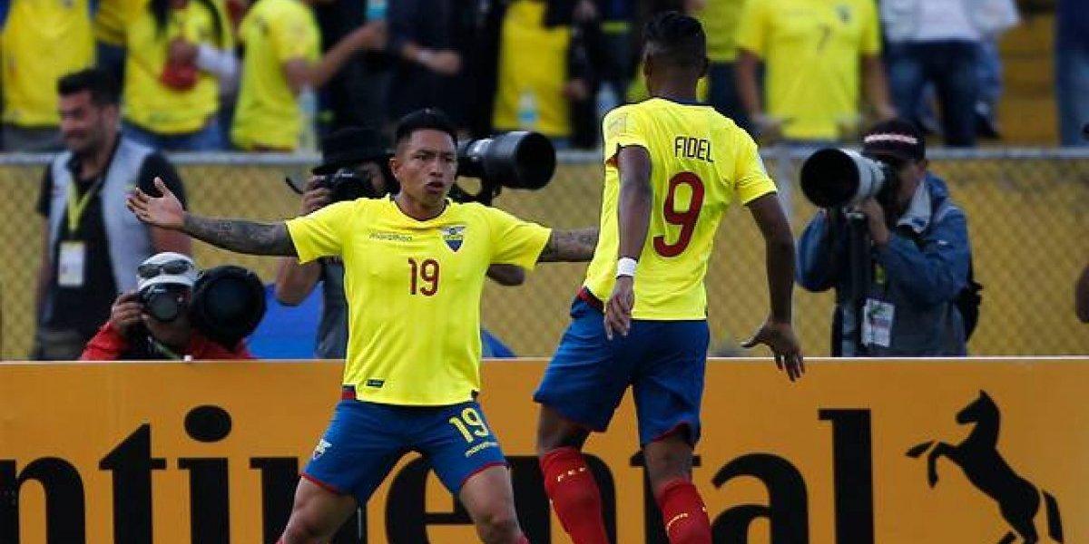 """Ecuador le """"daría"""" una mano a Chile ya que enfrentaría las Clasificatorias con jugadores del medio local"""