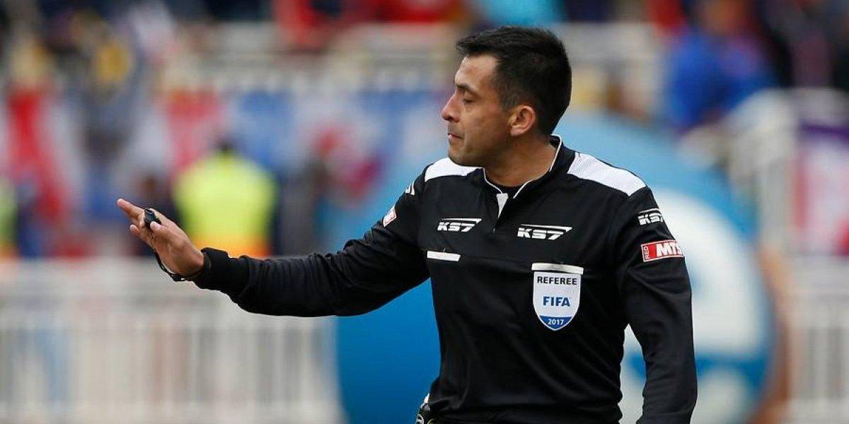 Julio Bascuñán reemplazará al lesionado Roberto Tobar en el duelo River Plate - Jorge Wilstermann