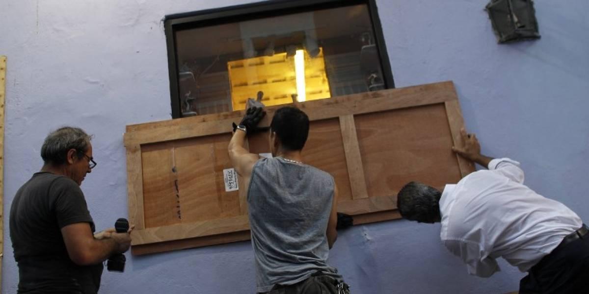 FOTOS. Puerto Rico se prepara para la llegada del huracán María