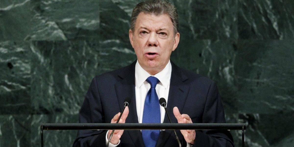 La paz: la joya que Santos entregó en la Asamblea General de la ONU