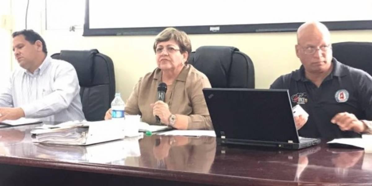 Comienza proceso de desalojo en Ponce