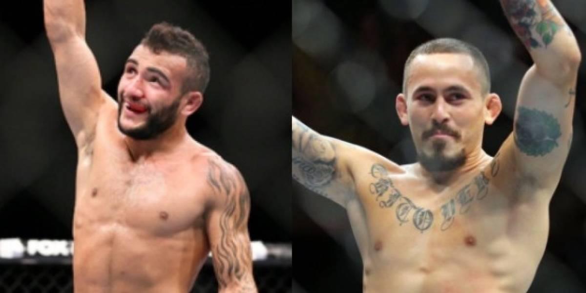 UFC: Ecuatoriano 'Chito' Vera enfrentará John Lineker