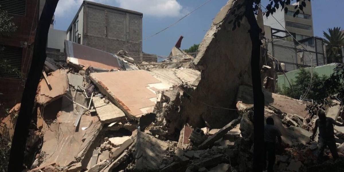 Aumentan a 119 los fallecidos por el terremoto en México