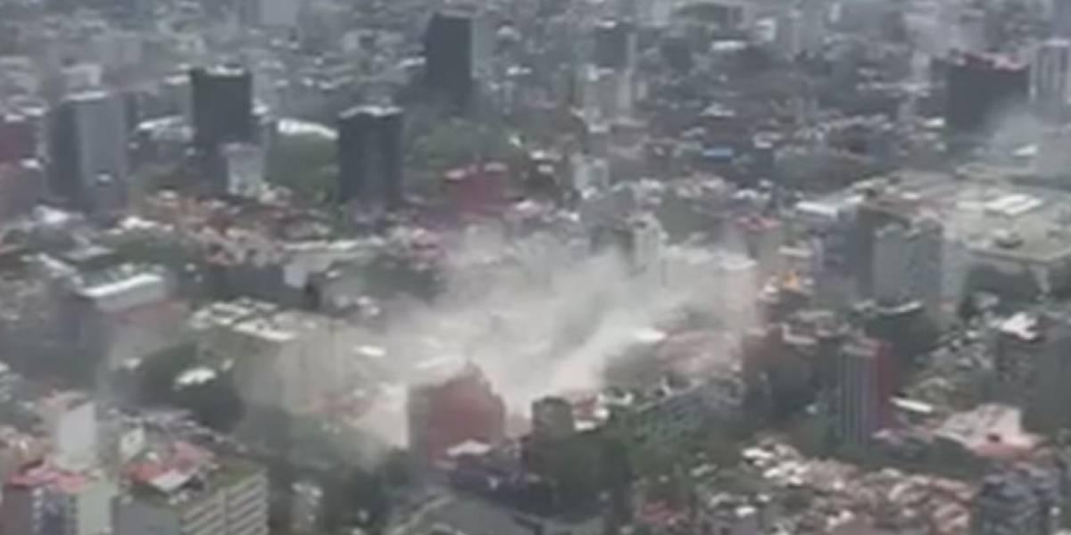 Aeropuerto de Ciudad de México suspende operaciones