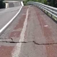 Carretera - Terremoto en México