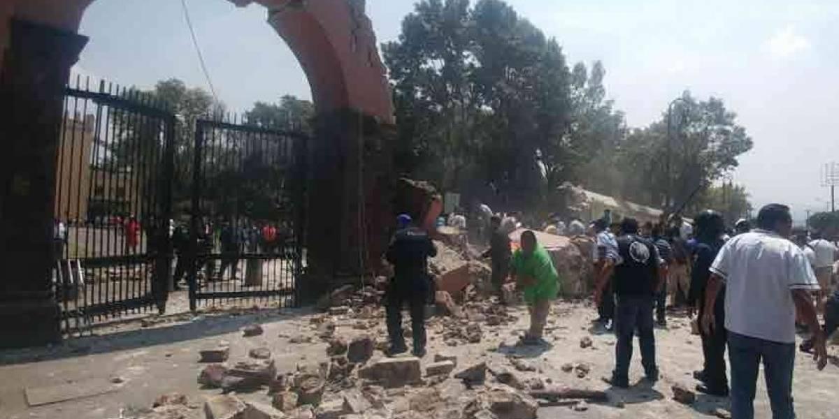 'Mexicanos', tendencia en Ecuador para apoyar a afectados por el terremoto