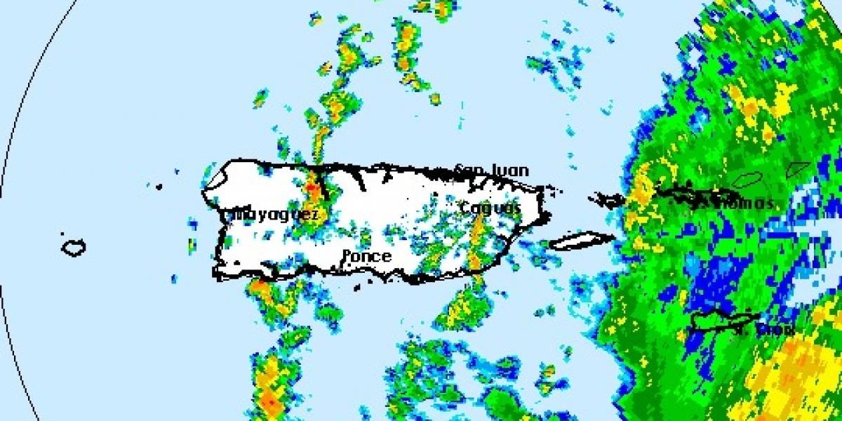 Por dónde entra y por dónde sale el huracán María en Puerto Rico