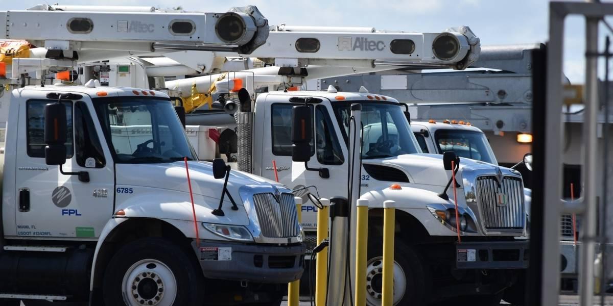 Demandan a compañía de energía de Florida por apagones tras Irma