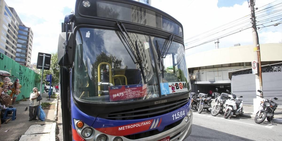 Apenas 69% dos ônibus intermunicipais estão em circulação em São Paulo