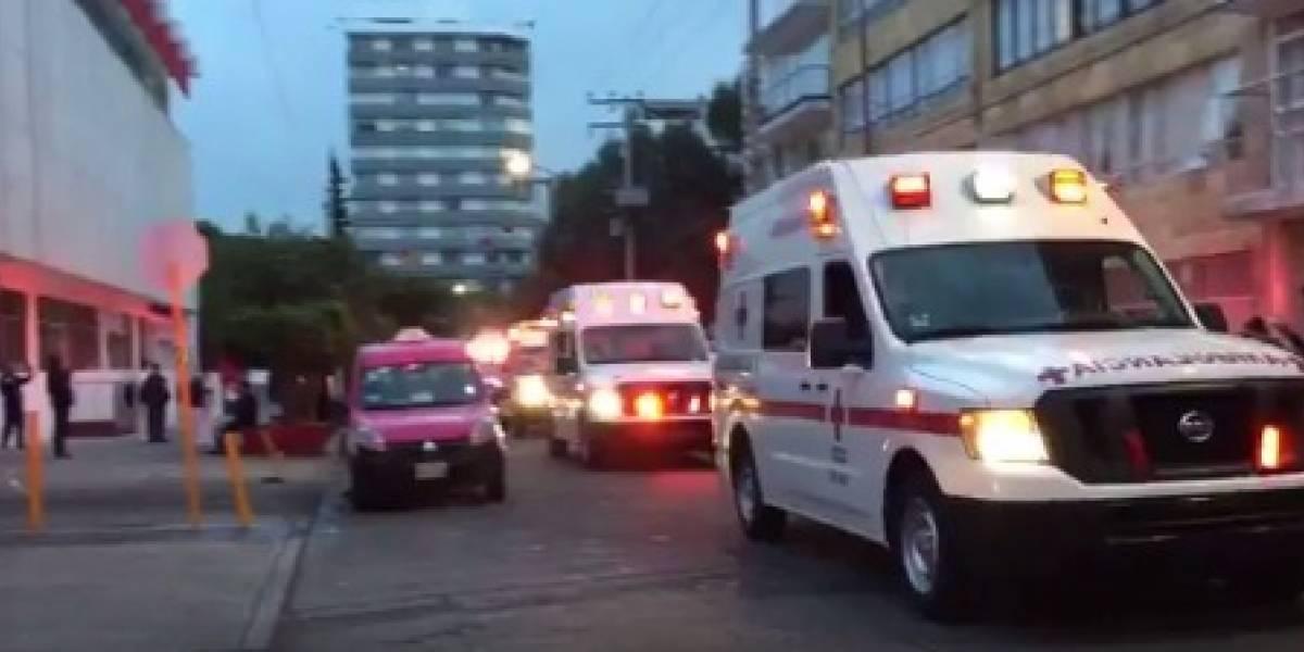 Cruz Roja reanuda servicio en Salamanca, Guanajuato, tras ataque violento