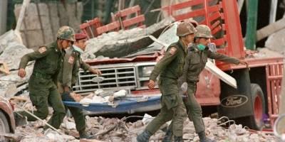 Terremoto de 1985 en México
