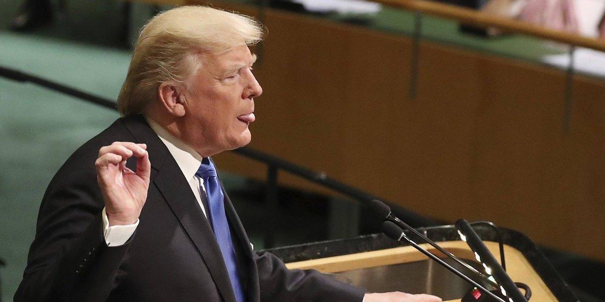 """""""La única opción será destruir a Corea del Norte si siguen amenazas"""": Trump"""