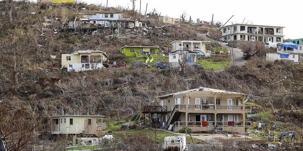 Dominica se queda incomunicada tras paso de María