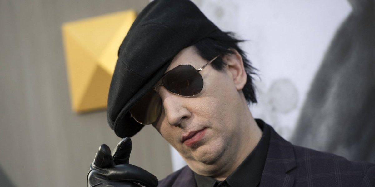 Marilyn Manson sorprende con un nuevo y violento videoclip