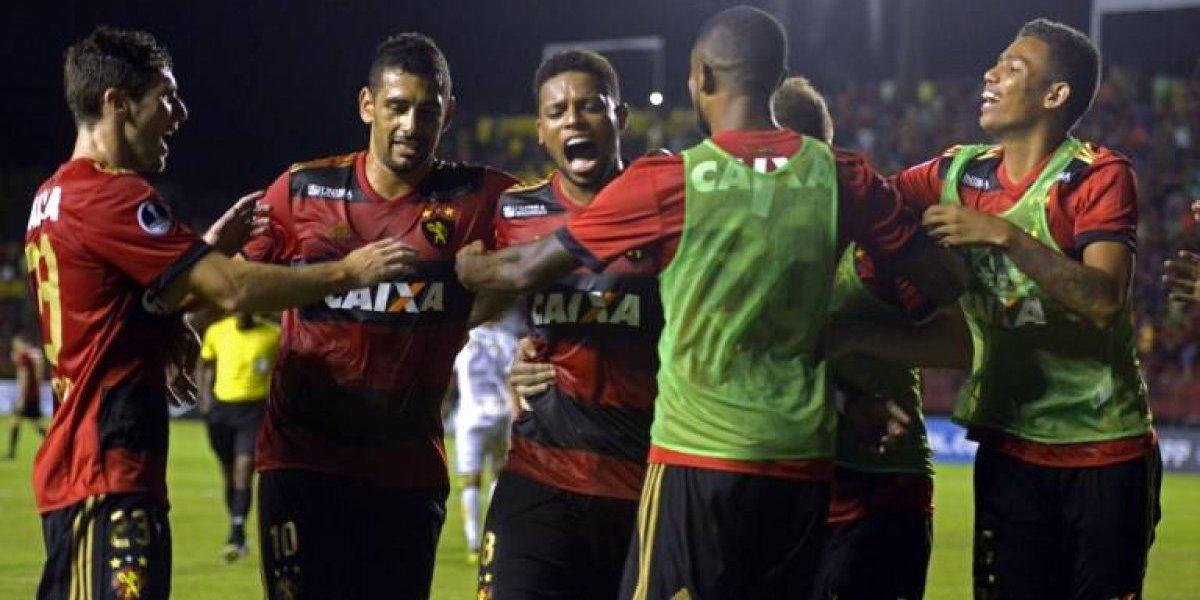 Sport Recife de Eugenio Mena logró histórica clasificación a cuartos de la Sudamericana