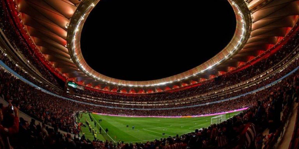 El nuevo estadio del Atlético de Madrid acogerá la final de la Champions 2018/19