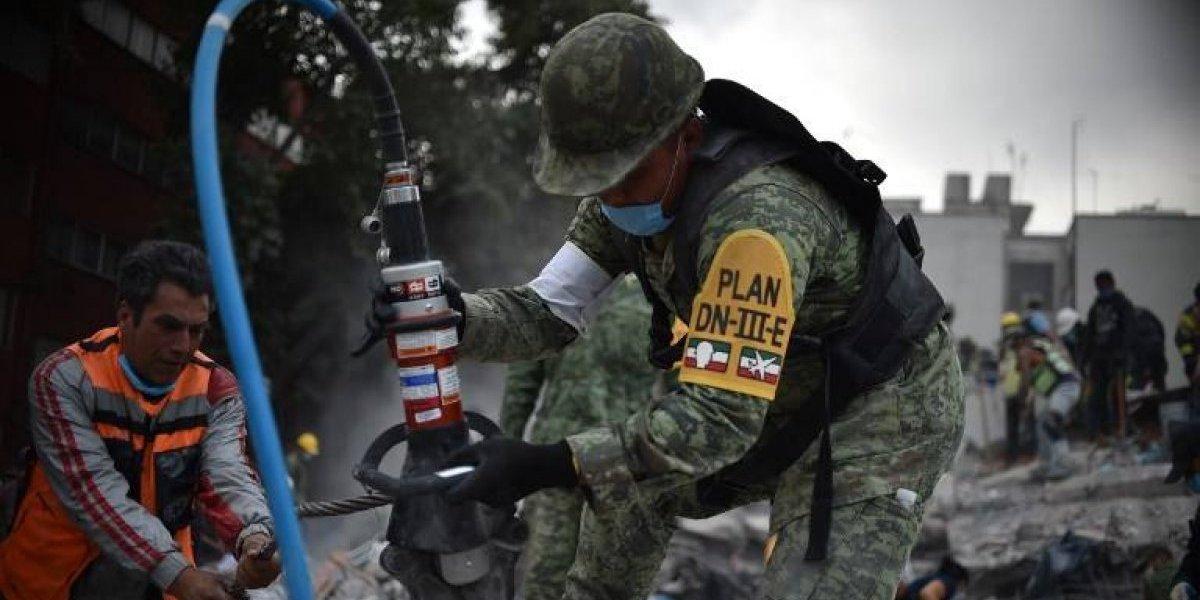 Topos chilenos no descansarán hasta encontrar con vida a víctimas en México