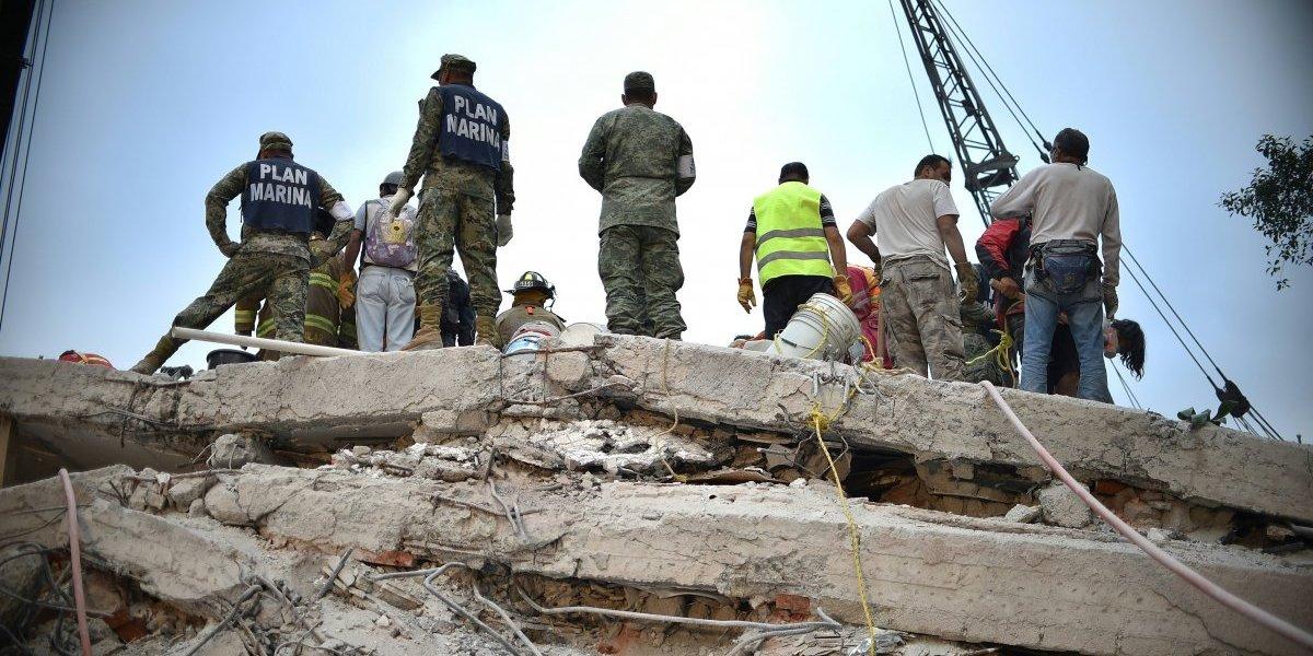 ¿Cómo se puede ayudar a las víctimas del terremoto en México desde Chile?