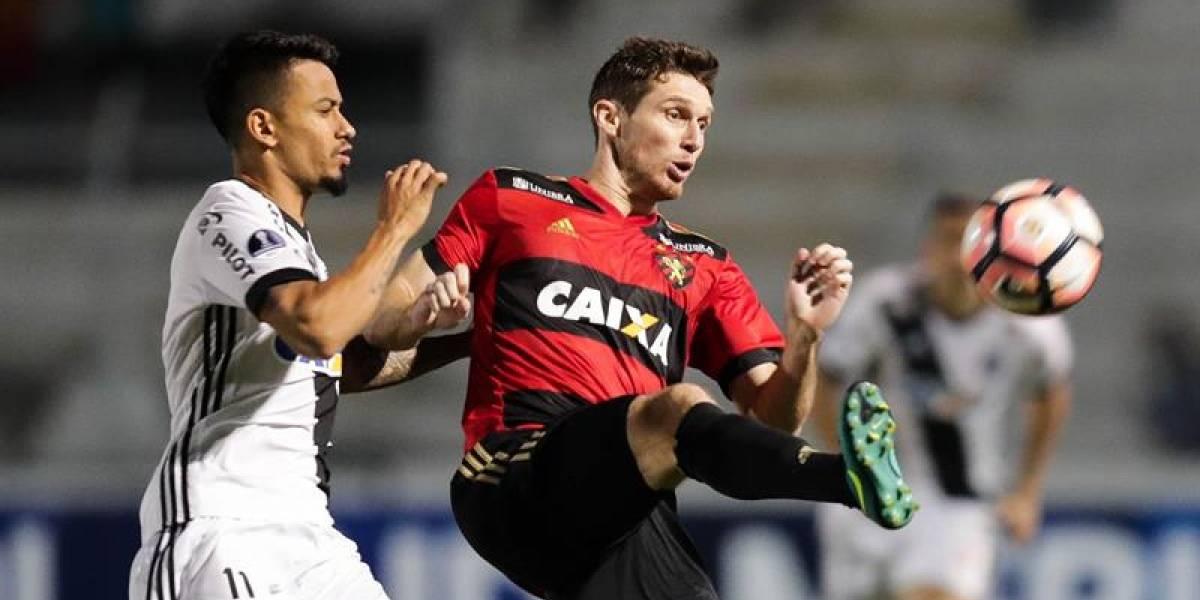 Sport Recife será el rival de Junior en la Copa Sudamericana
