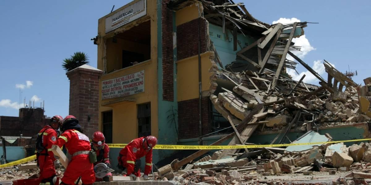 Esto pasaría si ocurre en Bogotá un terremoto como el de México