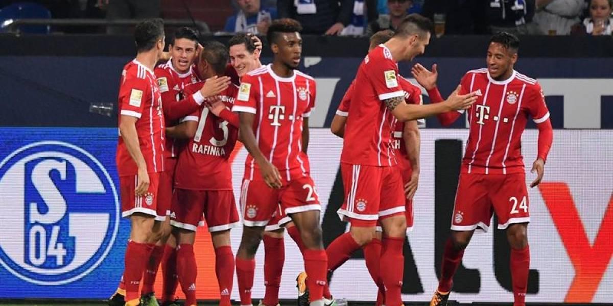 Uefa Champions League: los duelos de vuelta llegan con James y Cuadrado volando