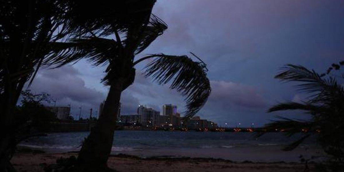Las imágenes que deja el Huracán María tras sacudir Puerto Rico