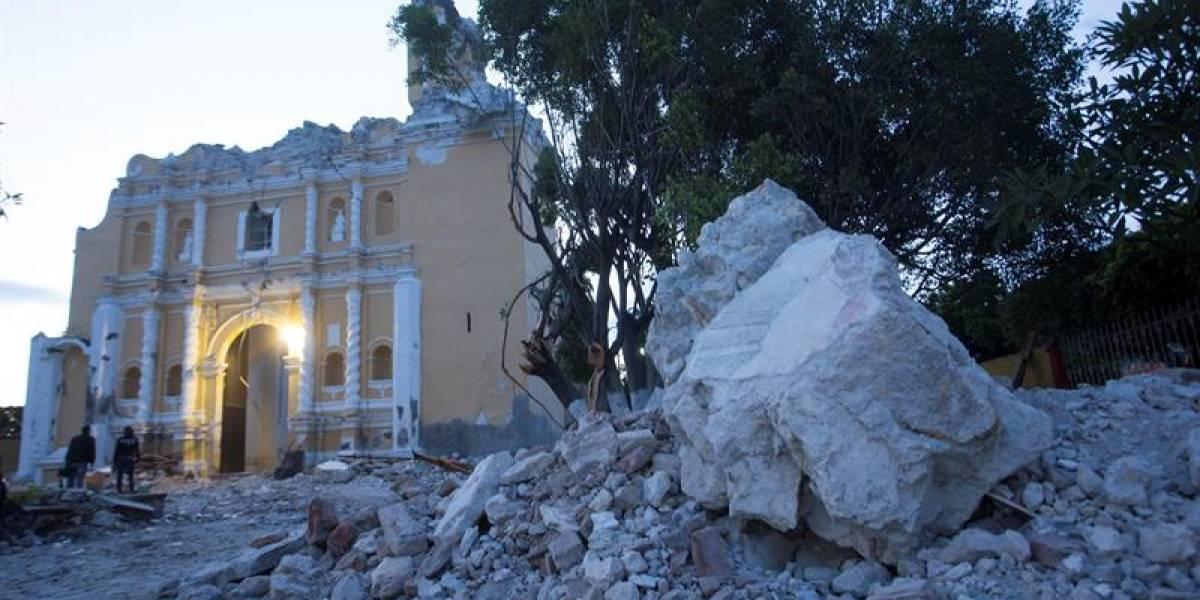 El trágico desenlace de un bautizo: el bebé y diez personas mueren en iglesia que colapsó tras intenso terremoto en México
