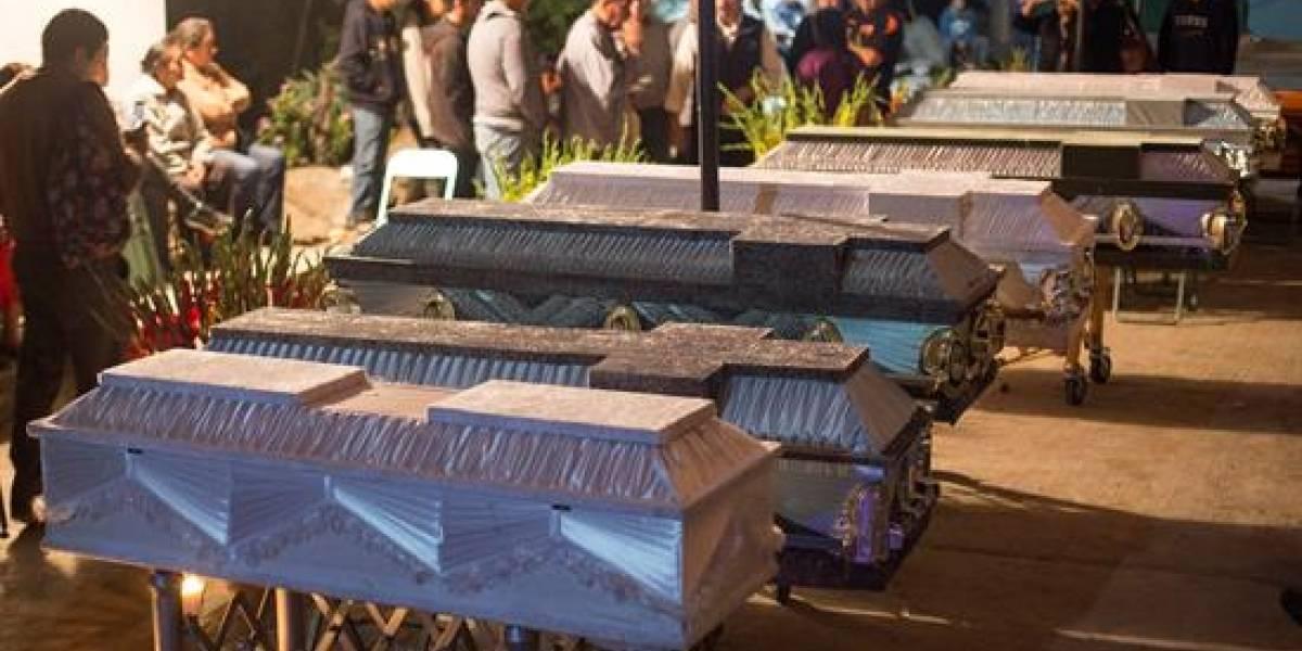 Ajustan a 218 la cifra preliminar de fallecidos por el terremoto en México
