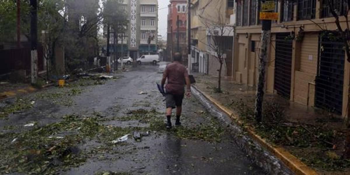 Gobernador decretó toque de queda en Puerto Rico