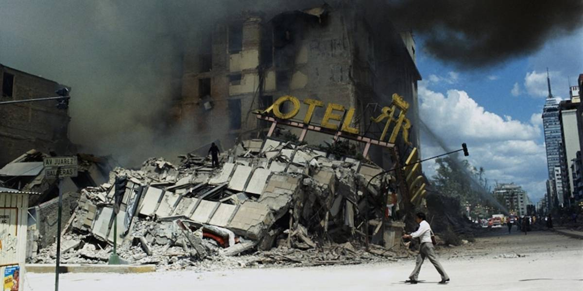 Una macabra pesadilla: nuevo terremoto el mismo día de la tragedia de 1985 alimenta los peores fantasmas en México