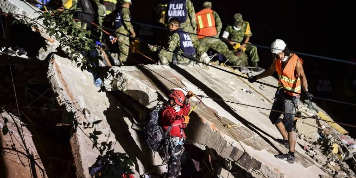 Terremoto en México: sube a más de 200 el número de fallecidos por derrumbes