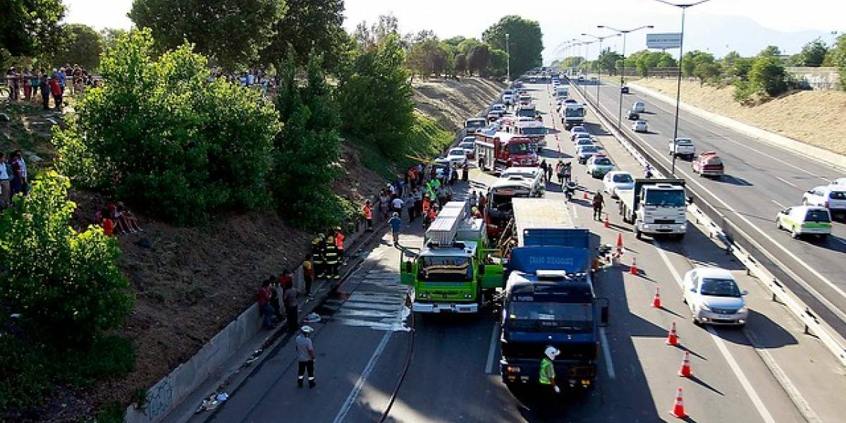 La menor cifra en 15 años: accidentes de tránsito dejan 21 muertos durante Fiestas Patrias