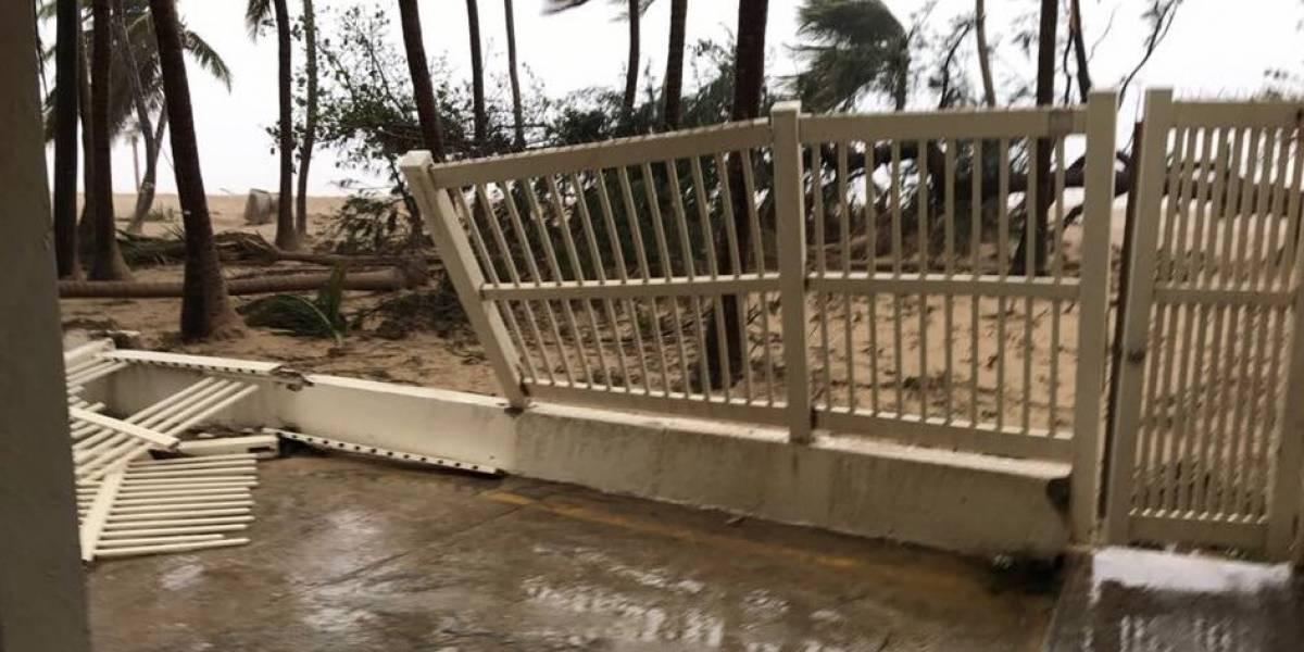 Videos: El huracán María en Puerto Rico