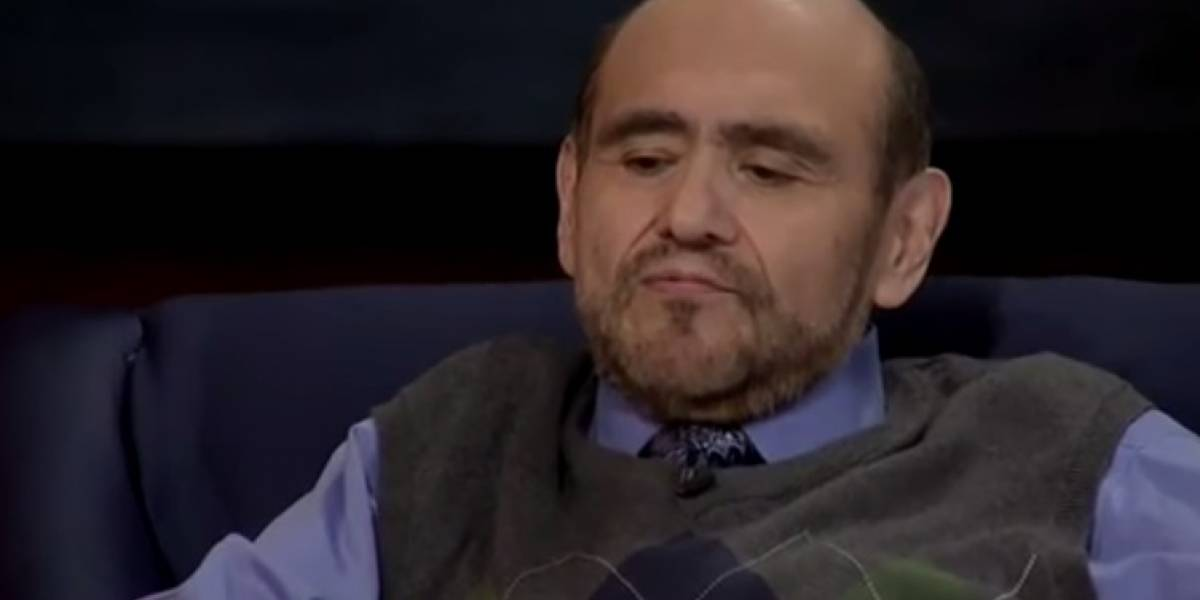 El 'Señor Barriga' vivió dramáticos momentos tras el terremoto en México