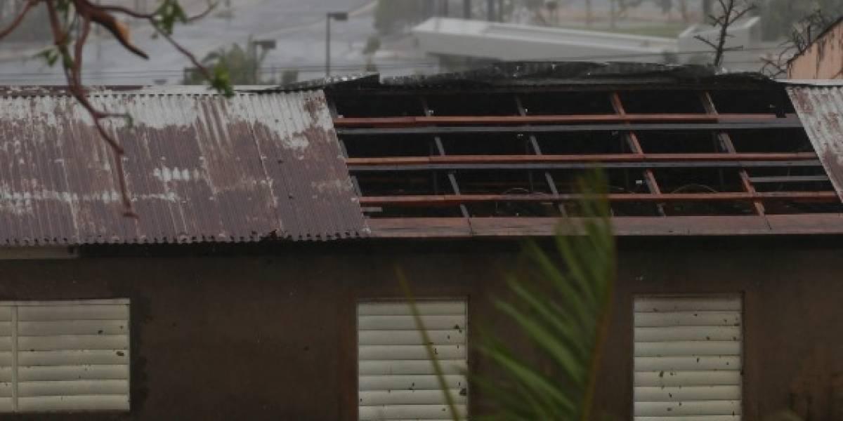 Huracán María cobra la vida de dos personas en República Dominicana