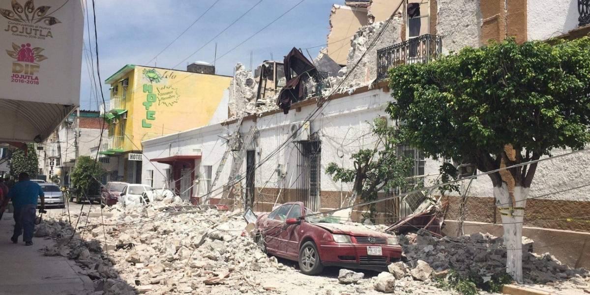 Jojutla, el municipio más afectado de Morelos tras el terremoto