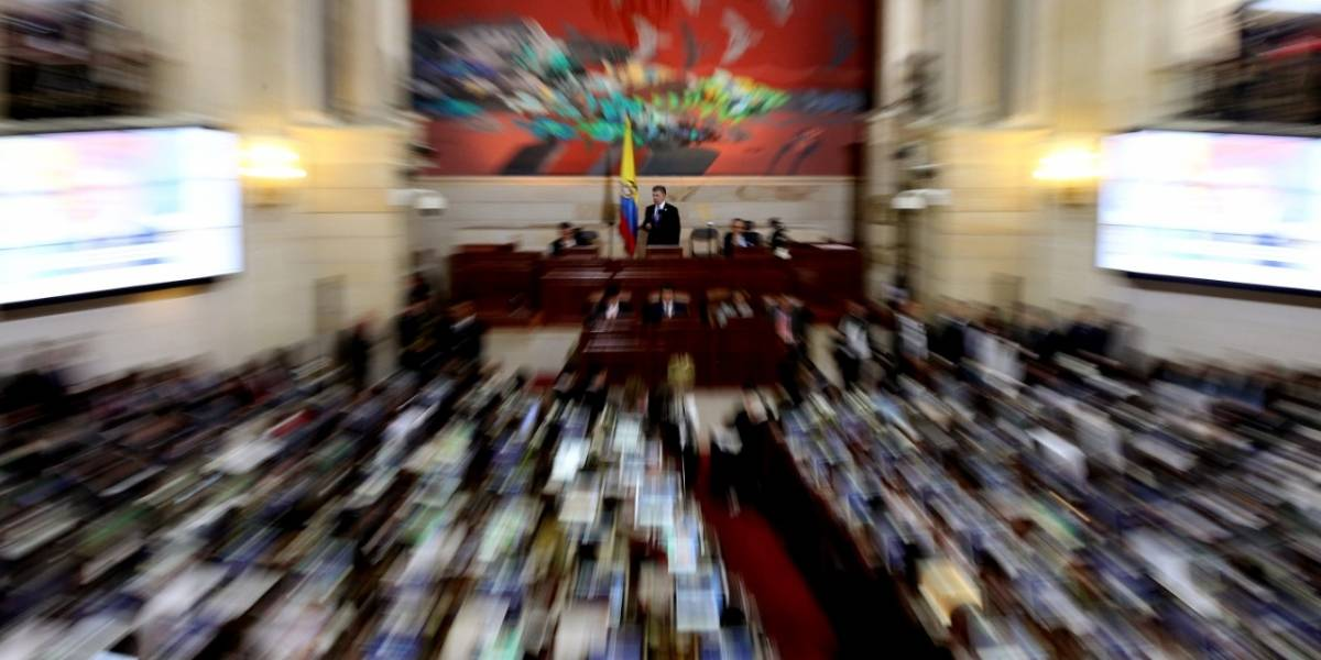 Congreso colombiano garantizará la lactancia materna en su sede