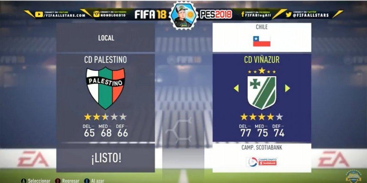 De blanco y verde y con nuevo nombre: Así luce Colo Colo en el FIFA 18