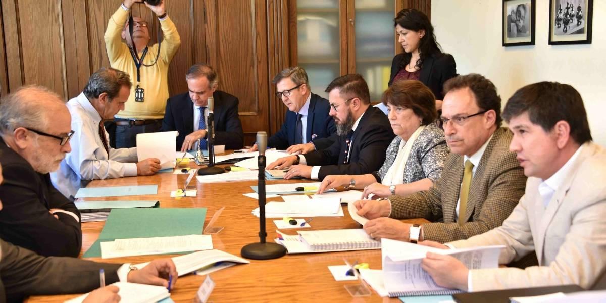 Proyecto de desmunicipalización entra en recta final en el Congreso